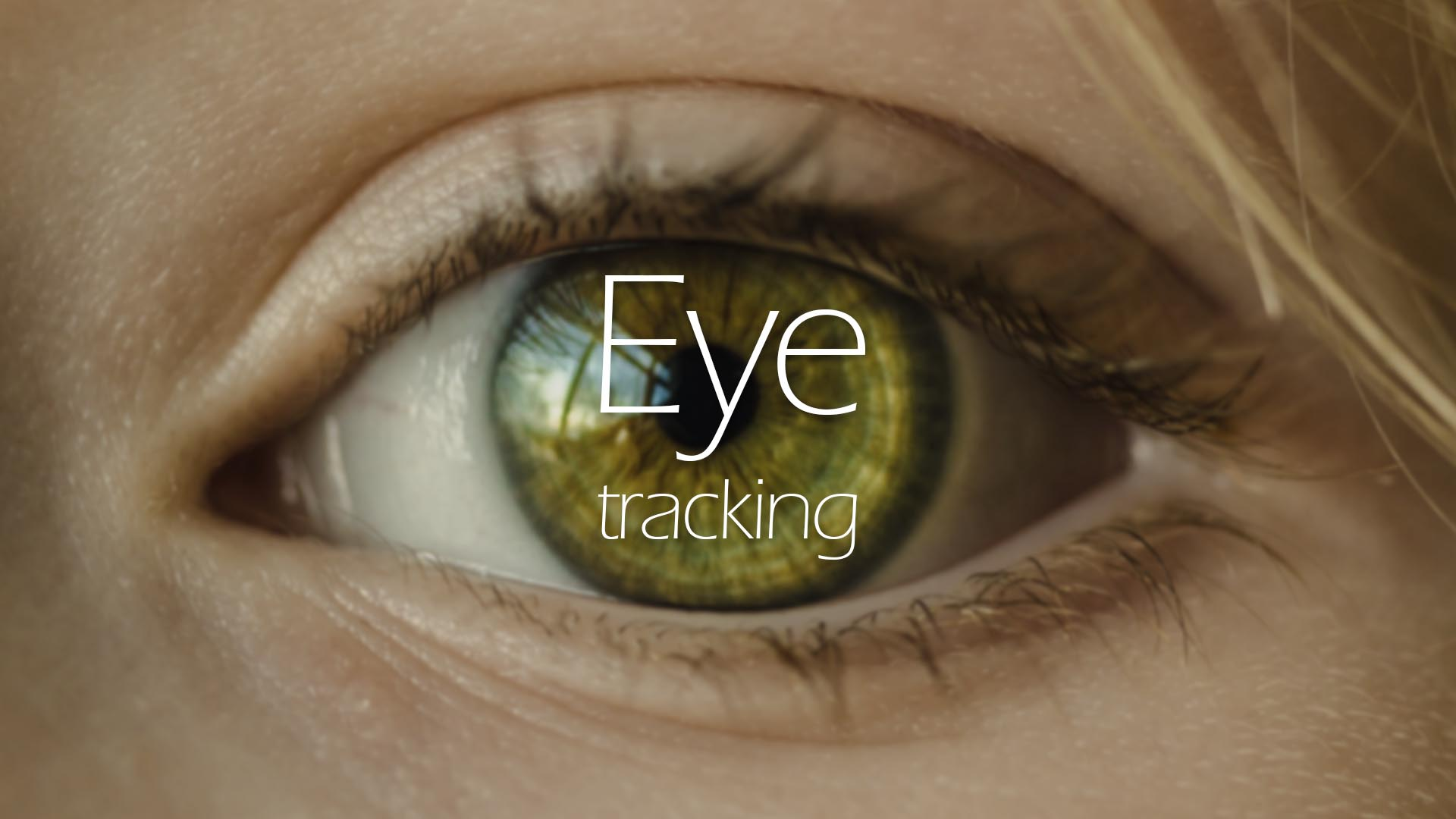 Eye tracking in marketing